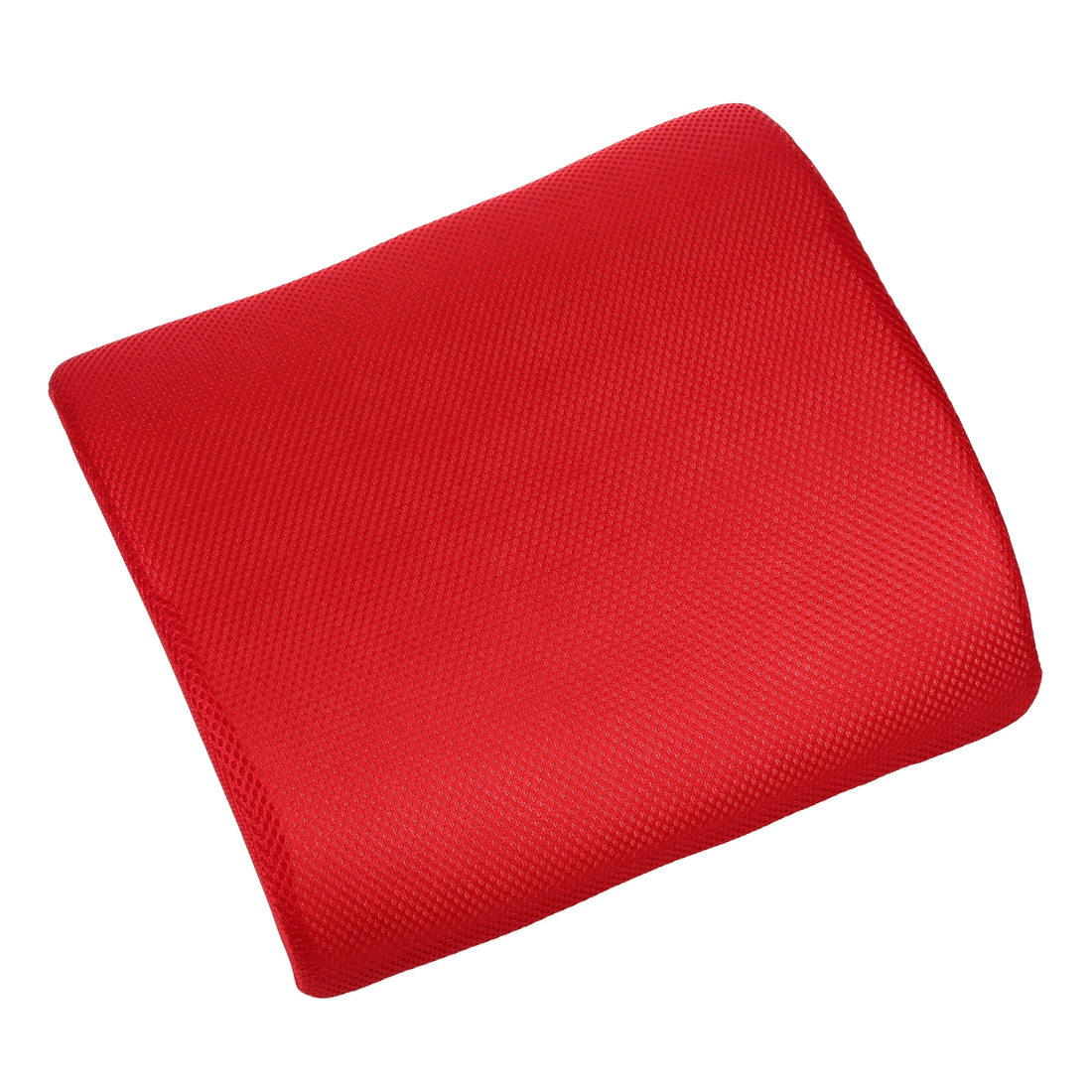 Car Office Home Memory Foam Seat Chair Lumbar Back Support Cushion Pillow Red|back support cushion|lumbar back support cushion|lumbar support back pillow - title=