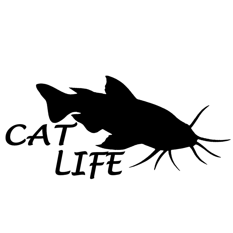 Fishing Decals For Boats PromotionShop For Promotional Fishing - Vinyl fish decals for boats