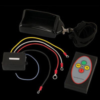 12V Wireless Remote Control Switch Kit For Truck Jeep ATV Winch Brand New
