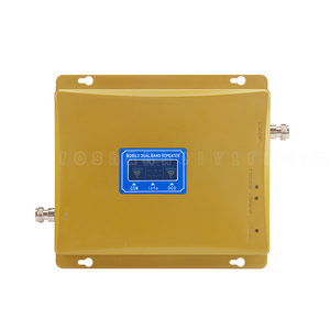 Image 5 - New Version LCD Display 2G GSM 900 4G DCS LTE 1800 Mobile Phone Repeater Cellular Signal Amplifier Repetidor Dual Band Booster