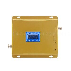 Image 5 - Nuova versione Display LCD 2G GSM 900 4G DCS LTE 1800 ripetitore del telefono cellulare amplificatore del segnale cellulare ripetitore Dual Band Booster