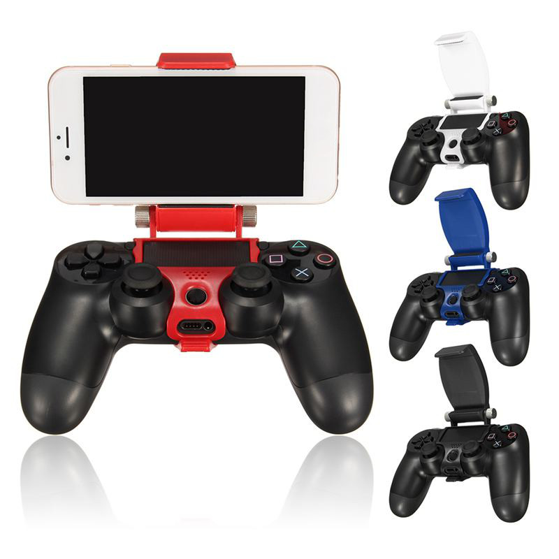 mobile-phone-stretchable-clamp-cell-smart-clip-holder-handle-bracket-support-stand-for-font-b-playstation-b-font-4-controller-for-dualshock-4