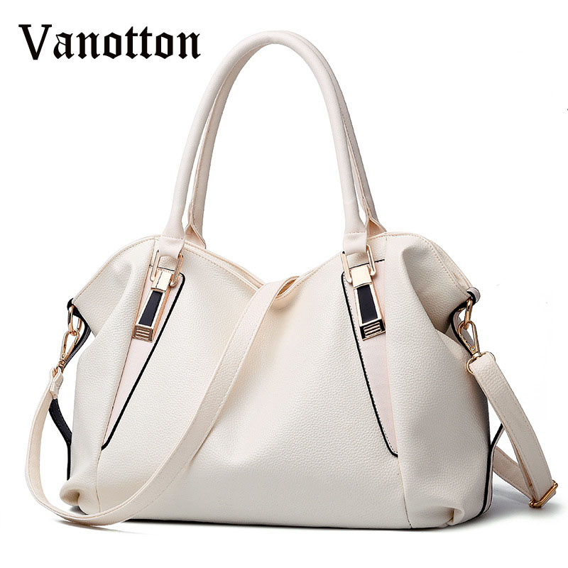 High Quality Women's Bag Handbag Pu Leather Bags for Women Casual Tote Fashion Woman Shoulder Bag Women Messenger Bags high quality pu fashion women handbag designers brand woman shoulder bags leather embossed bag handbag hot handbag for women
