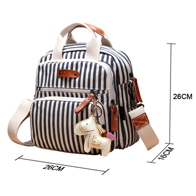 Multifunctional Diaper Backpack For Mom
