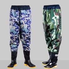2017 vente chaude asker d'hiver l'eau bots hommes d'hiver bottes de pêche bottes de pluie en caoutchouc pour Hommes antidérapant en caoutchouc bottes galoches