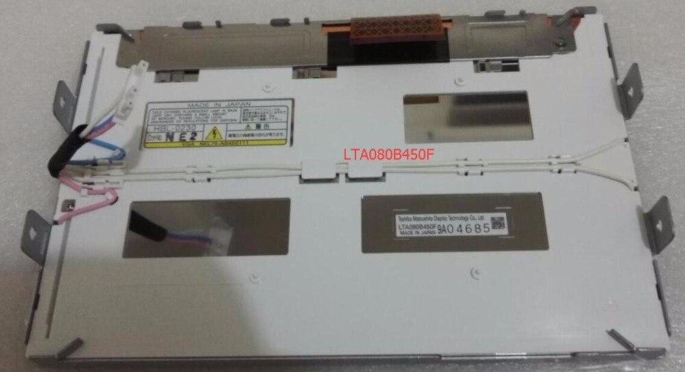 Original LTA080B450F 8 inch GPS LCD screenOriginal LTA080B450F 8 inch GPS LCD screen