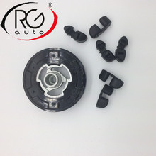 Damper-Plate Clutch-Hub Ac Compressor Auto Parts for Cars Rubber 5SE09C 5SE09C