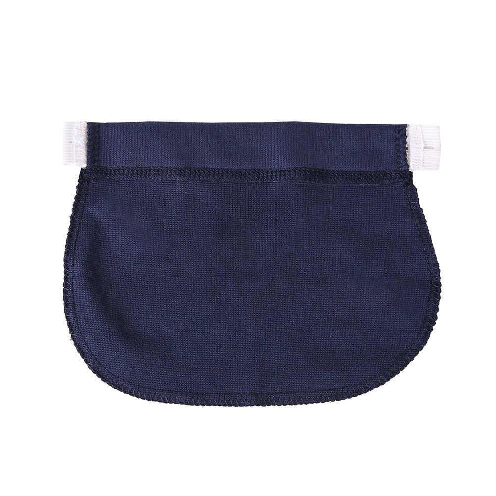 Pants Belt Extension Buckle Button Lengthening Extended For Pregnancy Pregnant Women DTT88