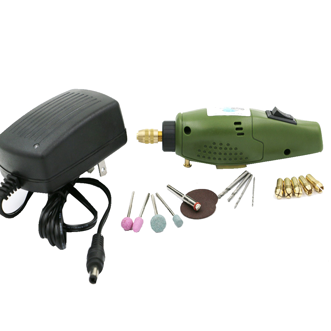 Electric grinder Mini Drill dremel Grinding Set 12V DC accessories Tool for Milling Polishing Drilling Cutting La Suite