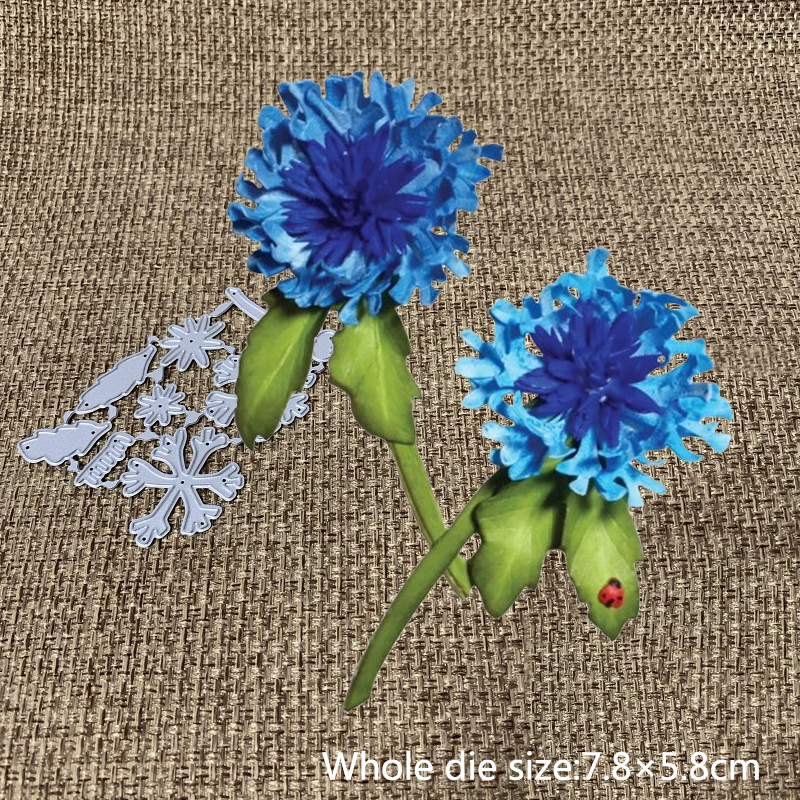 New Design Craft Metal Cutting Dies cut die new flower orchid  Scrapbooking Albu