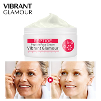 VIBRANT GLAMOUR Argireline Pure Collagen Day Cream Care Anti-wrinkle Face Cream Firming Anti Aging Anti Acne whitening beauty Facial Self Tanners & Bronzers
