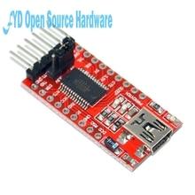 FT232RL FT232 USB ftdi TTL 3.3V 5.5V הסידורי מתאם מודול להוריד כבל עבור מיני יציאת