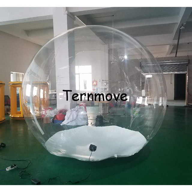 inflatable lawn tentOutdoor 0.45mm pvc 3m clear inflatable bubble houseBubble event & inflatable lawn tentOutdoor 0.45mm pvc 3m clear inflatable bubble ...