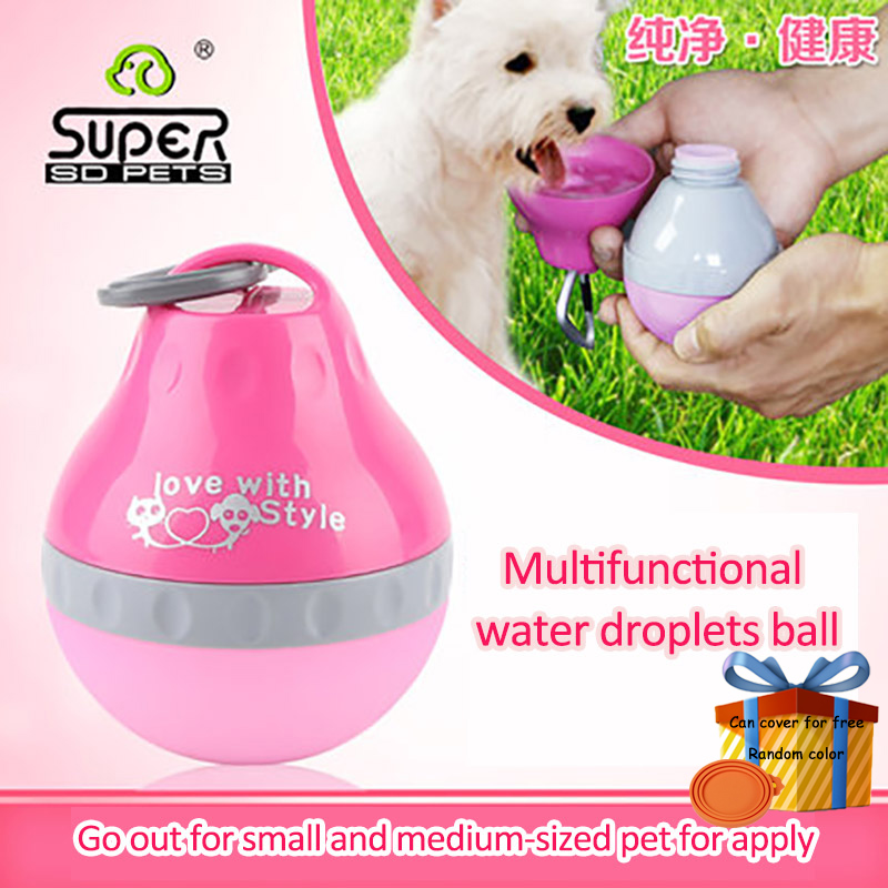 super hišni ljubljenček prenosni kotliček Zunanji vodnjak s pitno - Izdelki za hišne ljubljenčke