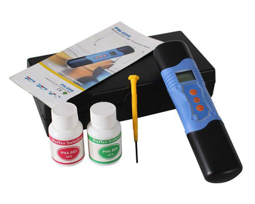KL-099 Waterproof pH/ORP/Temperature Meter Free shipping amt01 waterproof ph orp temperature meter with ph range 2 16 00ph