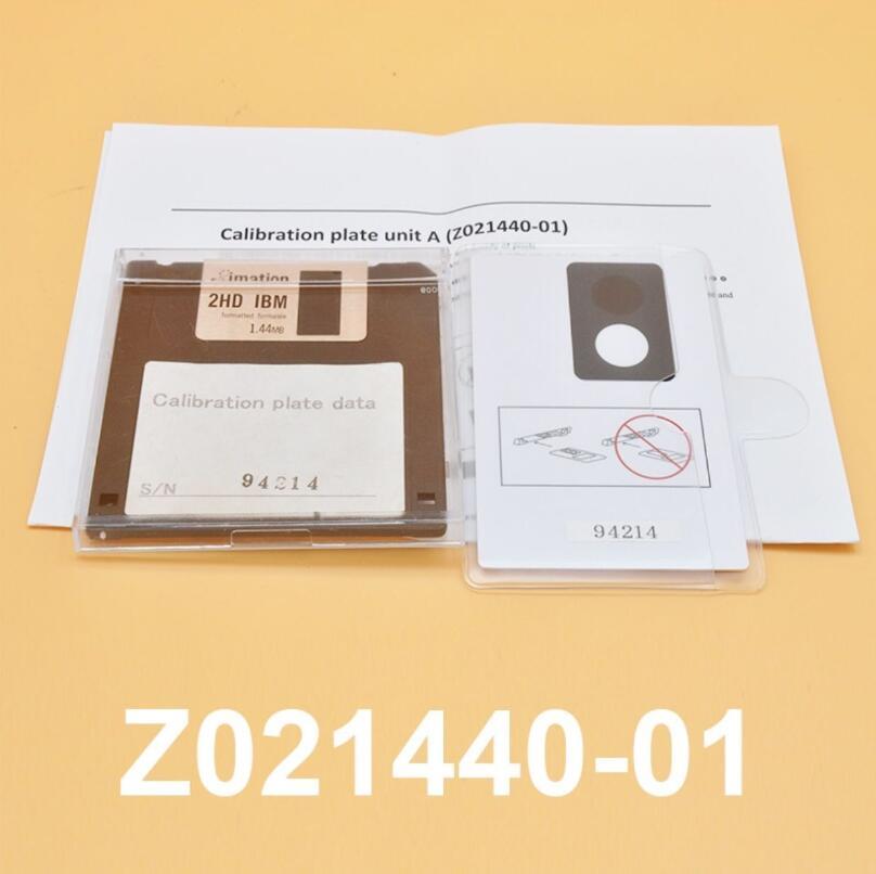NORITSU FLOPPY DISK CALIBRATION PLATE Z021440-01/Z021440 for qss 28/29/30/31 minilabs