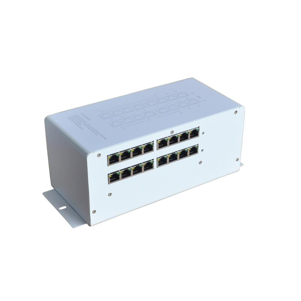 HIK Video Access Control - DS-KAD612 Video/Audio Distributor&Power Supply  AC 100-240V