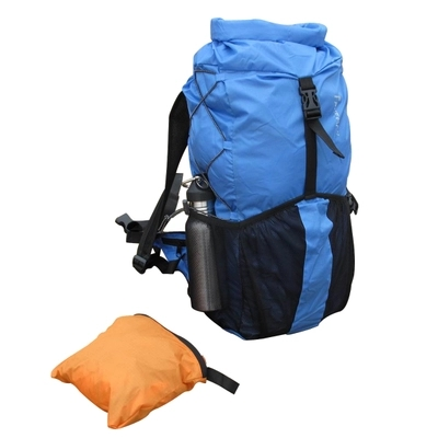 Foldable Ultralight Camping Backpack Waterproof Travel Sports Bag Unisex Fjie
