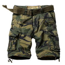 Military Camouflage Softair Airsofts Men Many Pockets Army Cargo Summer Casual Loose Cotton Camo Tactical Military Uniform