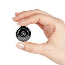 720 P HD Yoosee панорамная камера Мини wifi ночного видения умный дом безопасности IP камера 360 рыбий глаз широкоугольная камера 1.0MP