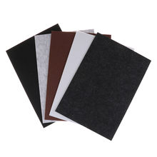 Approx. 30x21cm Self Adhesive Square Felt Pads Furniture Floor Scratch Protector DIY Furniture Accessories(China)