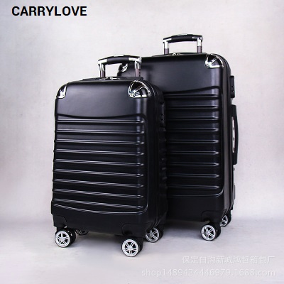 CARRYLOVE travel luggage series 20/24 inch size ABS Rolling Luggage Spinner brand Travel Suitcase цена