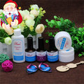 Btt-9manicure Nail Art 2xclear Transparent Uv Gels + Cleanser Plus + Primer + Top Coat + Desiccant For Manicure Tips Extension
