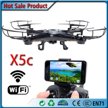 Hot X5C-1 FPV Wifi RC Quadcopter with 2.0MP 720P Camera 2.4G 4CH 6Axis Helicopter Drone Remote Control Toy For the Kid Gift