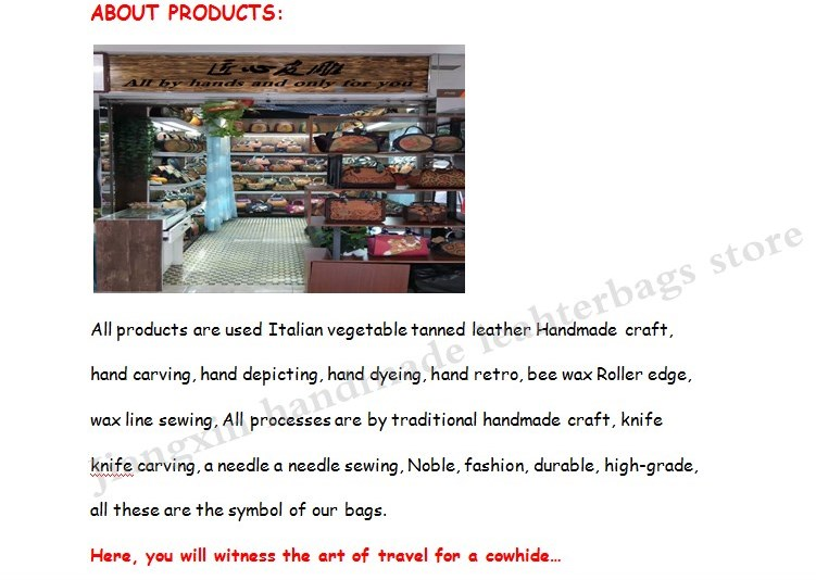 about products