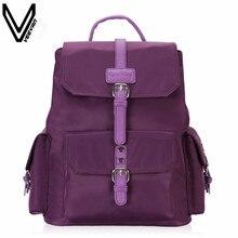 2016 vn марка корея новая мода водонепроницаемый рюкзаки для женщин lady drawstring кожаные рюкзаки street сумки для девочек горячие сумки