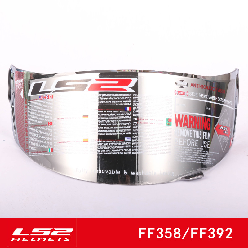 Image 4 - LS2 Global Store Original LS2 FF358 Full Face motorcycle helmet 