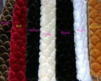 High Grade Imitation Rex Wool Fur Carpet Plush Fabric Material Felt Cloth Faux Fur Fabric 160cm
