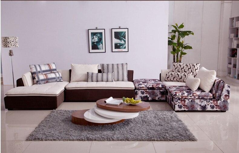 Aliexpress Com U Best American Rural Fabric Sofa Combination