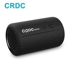 Crdc Динамик мини Беспроводной Bluetooth Динамик Водонепроницаемый Портативный музыке стерео сабвуфер Громкоговорители для велосипеда MP3 телефон ПК