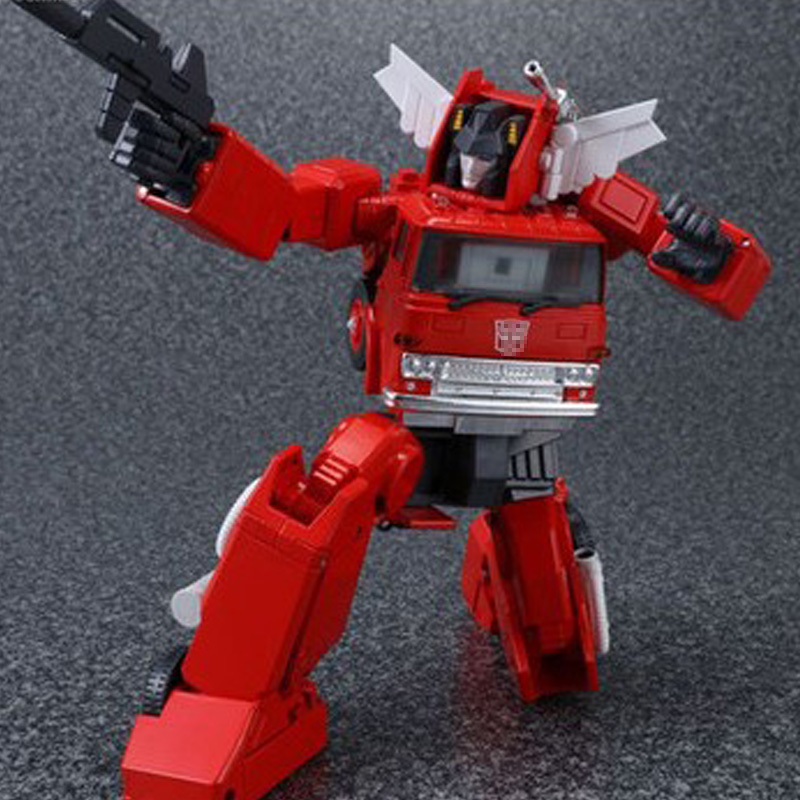 Robot Fantasy G1 MasterPiece KO MPP-33 MPP33 Fire Engines MP33 MP-33 Inferno Oversized Transformation Action Figure цена