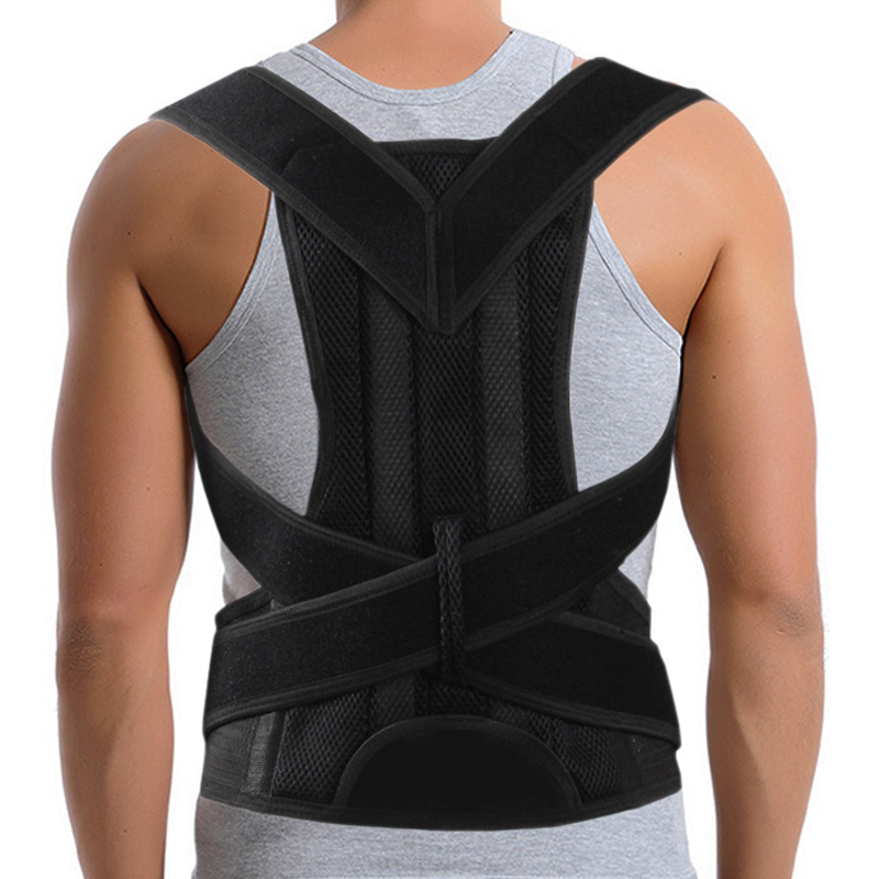 2019 Shoulder Support Posture Correction Lumbar Su