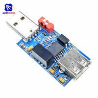 diymore 1500V USB to USB Isolator Board Protection Isolation ADUM4160 ADUM3160 Module USB 2.0