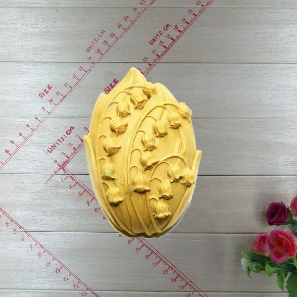 đurđevak Craft Art Silikonski kalup za sapun Craft Kalupi DIY - Kuhinja, blagovaonica i bar