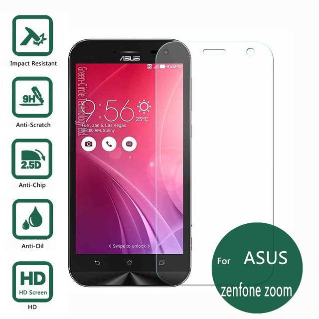Pour Asus ZenFone Zoom ZX551ML Trempe Verre Lcd Protecteur Decran 25 9 H Securite