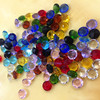 10MM 10pcs Dimeter Crystal Diamond Rainbow Glass Beads Feng Shui Sphere Crystals Decorative Craft Gift Wedding Home Vase Decor 4