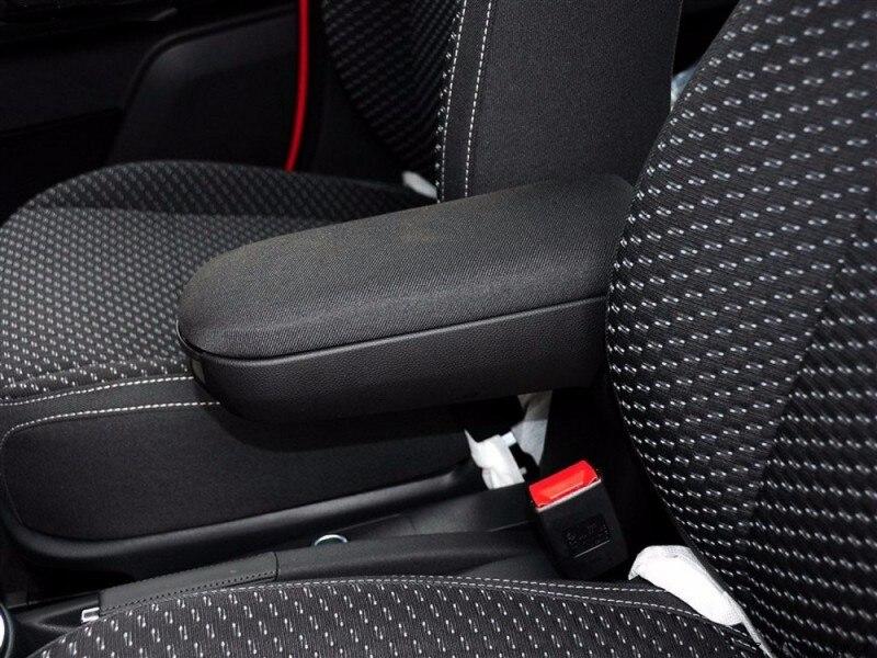 Yeni CROSS Polo Vento bardak tutucu ile kol dayama kutusu Polo - Araba Parçaları - Fotoğraf 4