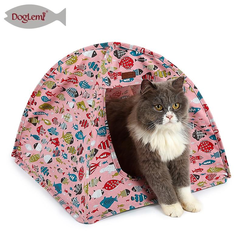 Cat Tent Indoor & Home Of Feline Funhouse Outdoor Pet