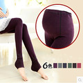 Plus Velvet Women Clothing Maternity Leggings Winter Embarazo Pregnant Leggings Maternity Pants Pregnant  Women Trousers YK35