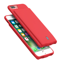 4500mAh External Battery Power Bank Phone Cases For iPhone 6