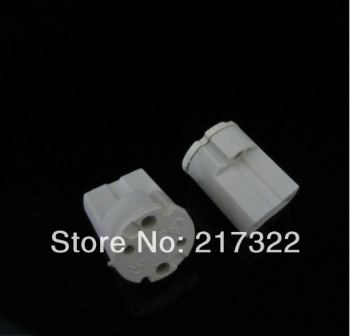 Free Shipping100pcs G9 Socket Lamp Holder Base for G9 type halogen lamp, LED lights, quartz bulb