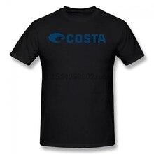 122612fe5cdc La Costa Del Mar de las dunas de verano básico Casual Camiseta corta de  algodón (