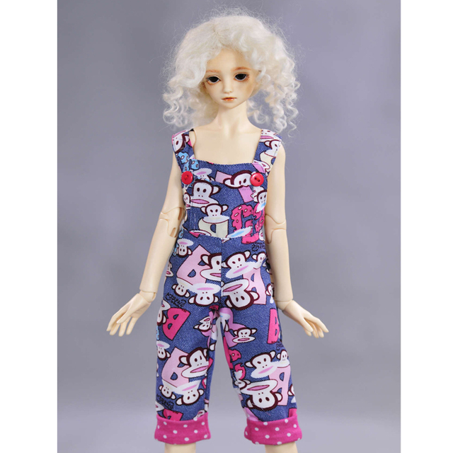 BJD doll clothes and SD leaves baby doll 1/4 clothing clothes for doll BJD/SD Accessories girls toys