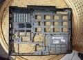 Nueva caja inferior para dell alienware m11x r1 portátil conjunto de la base inferior, dp/n 0j6vm2