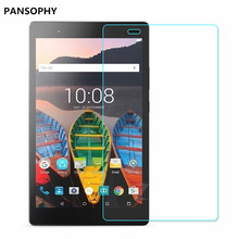 """9H zero.3mm Tempered Glass eight"""" Extremely-thin explosion proof  for  Lenovo Tab three eight Plus P8 TB-8703F Pill Display screen Protector"""