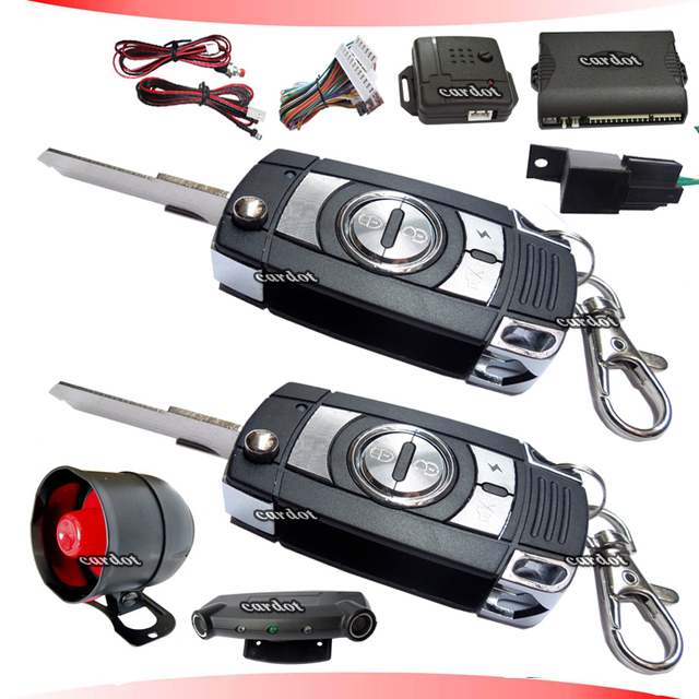 Multiple Functional Car Security Alarm System Auto Window